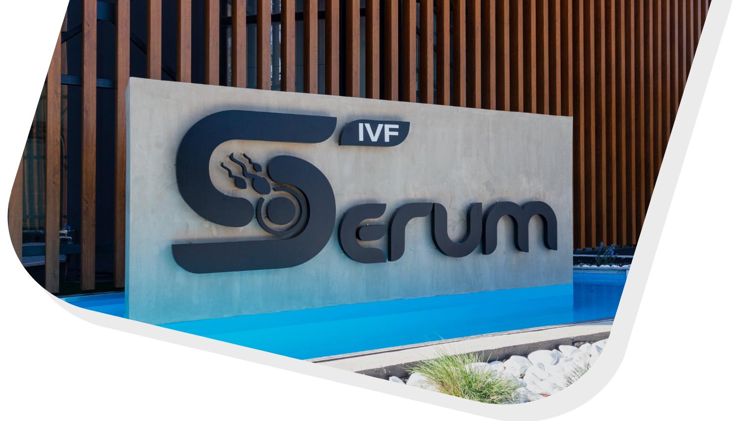 IVF Serum contact